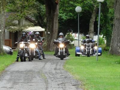 Pélerinage des motards